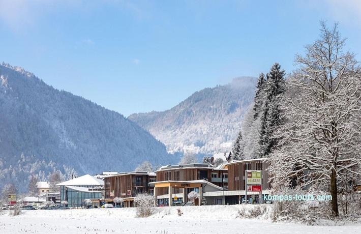Austrija 🚘 GERLITZEN Hotel eduCARE 4*