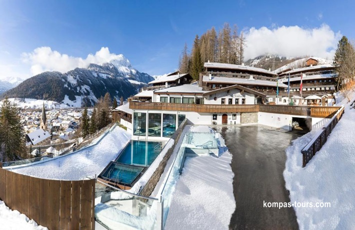 Austrija 🚘 Hotel GOLDRIED 3* Matrei