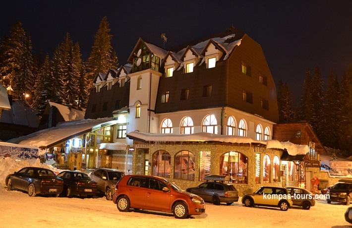 Republika Srpska 🚘 Hotel KRISTAL 3* Jahorina