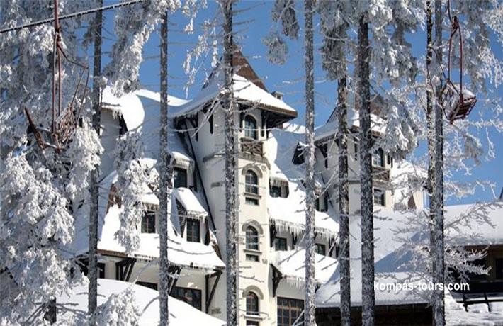 Republika Srpska 🚘 Hotel TERMAG 4* Jahorina