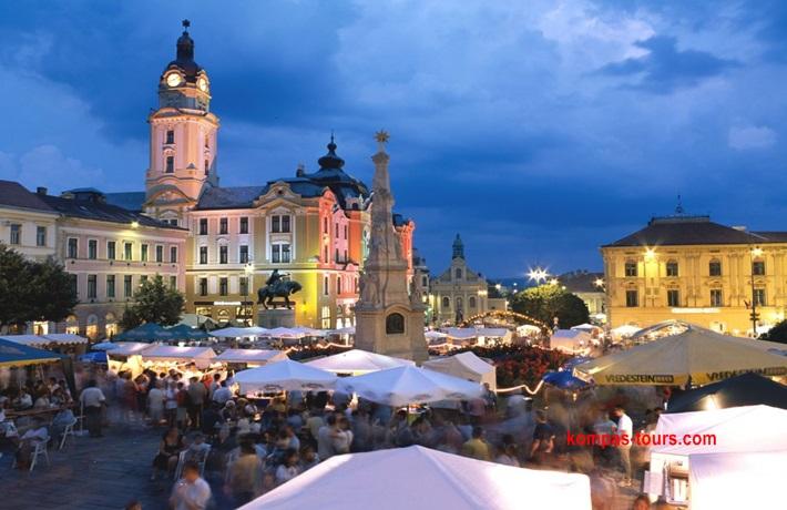Mađarska 🚌 PEČUJ advent 4.12.2021